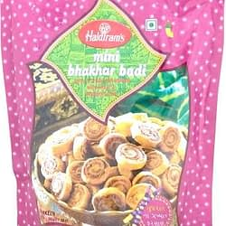 Haldiram MINI BHAKHAR BADI 200G