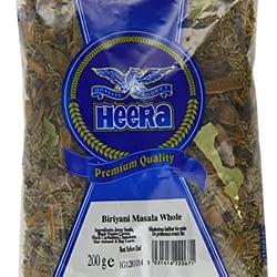 HEERA BIRYANI MASALA WHOLE 200G