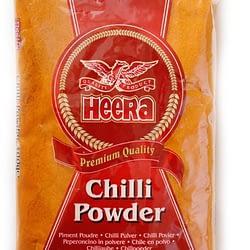 HEERA CHILLI POWDER EXTRA HOT 400G