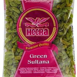 HEERA GREEN SULTANA 250g