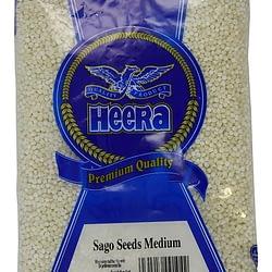 HEERA TAPIOCA SEEDS MEDIUM SAGO 1.5KG