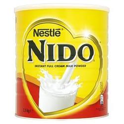 NIDO MILK POWDER 2.5KG