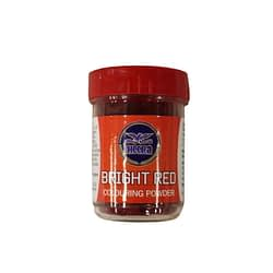 HEERA RED FOOD COLOUR 25G