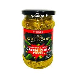 KOHINOOR GREEN CHILLI PICKLE 300g