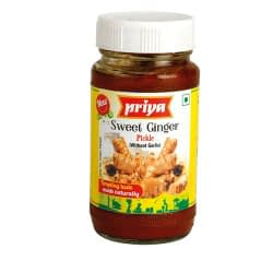 PRIYA SWEET GINGER PICKLE 300g