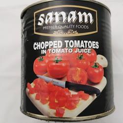 Sanam SANAM CHOPPED TOMATOES 400G