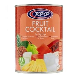 TOPOP FRUIT CTAIL SYRUP 565g