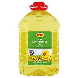 KTC Sunflower Oil 5 Litre