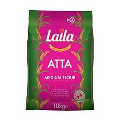 Laila Atta Light Med 10KG
