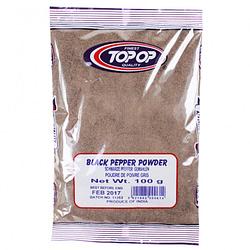 TOPOP BLACK PEPP POWDER 100g