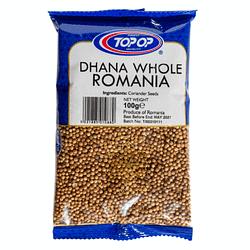 TOPOP DHANA WHOL ROMANI 100g