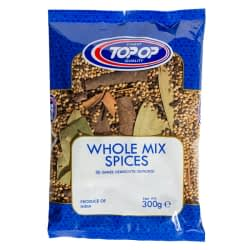 TOPOP WHOLE MIED SPICE 300g