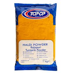 TOPOP HALDI POWDER RAJAP 1kg