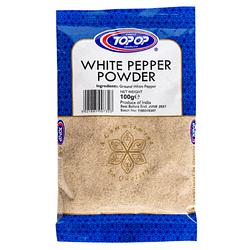 TOPOP WHITE PEPP POWDER 100g