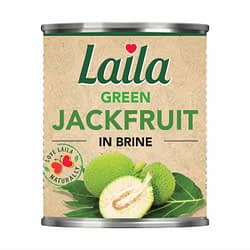 Laila Canned Young GreenJackfruit in brine 565g