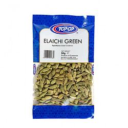 TOPOP ELAICHI GREEN 50g