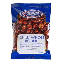 TOPOP CHILLIE ROUND 100g