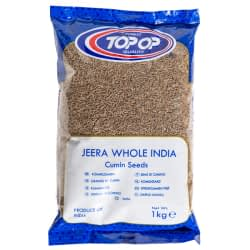 TOPOP JEERA WHOLE INDIA 1kg