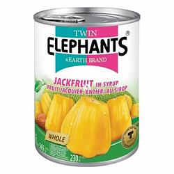 TWIN ELEHPHANT YELLOW JACKFRUIT 565g