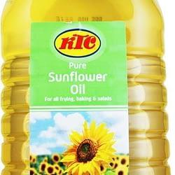 KTC Sunflower Oil 3 Litre