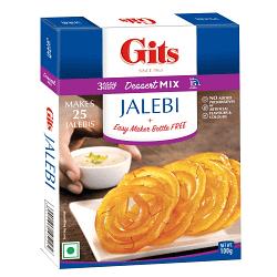 GITS JALEBI MIX 100g
