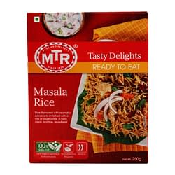 MTR Ready To Eat Curry Rice 250g