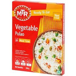MTR RTE Vegetable Pulao Rice 250g