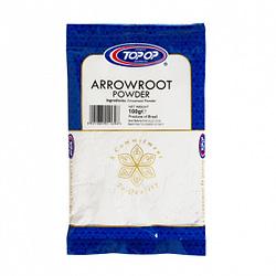 TOPOP ARROWROOT POWDER 100g