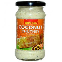 TOPOP CHUTNEY COCONUT 283g