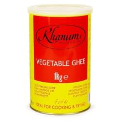 KHANUM GHEE VEGE TINS 1kg