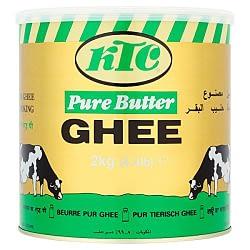 KTC Butter Ghee 2KG
