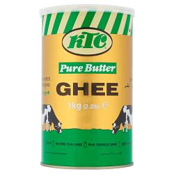KTC GHEE PURE TINS 1kg