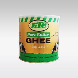 KTC GHEE PURE TINS 2kg