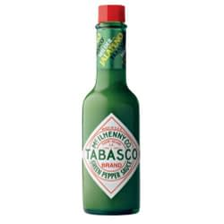 TOPOP TABASCO SAUCE GREEN 57ml
