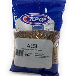 TOPOP ALSI (LINSEED) 375g