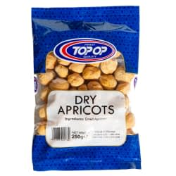 TOPOP DRY APRICOTS 250g
