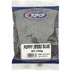TOPOP POPPY SEEDS BLUE 100g
