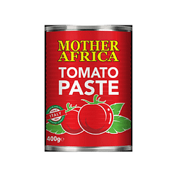 Mother Africa Tomato Paste 400g