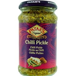 PATAKS CHILLY PICKLE 283g