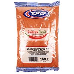 TOPOP CHILLI PDR E.HOT 1kg