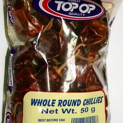 TOPOP CHILLIE ROUND 50g