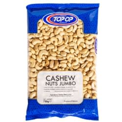 TOPOP CASHEW NUTS JUMBO 750g