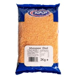 TOPOP MASOOR DALL 2kg