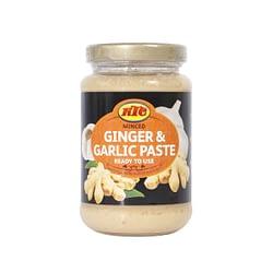 KTC Minced Ginger & Garlic 210g