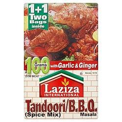 LAZIZA TANDOORI / B.B.Q. MASALA 100g