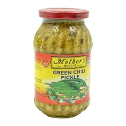 MotherS Recipe Green Chilli Pick Pickle 500g