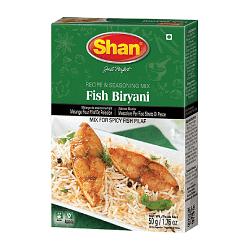 Shan Biryani Fish 50Gm