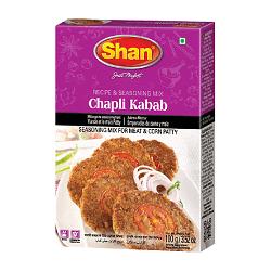 Shan Masala Chappli Kebab 100Gm