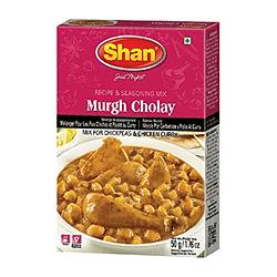Shan Masala Murgh Cholay 50Gm