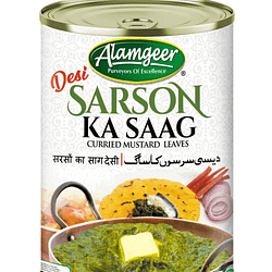 ALAMGEER SARSON KA SAAG 800GMS